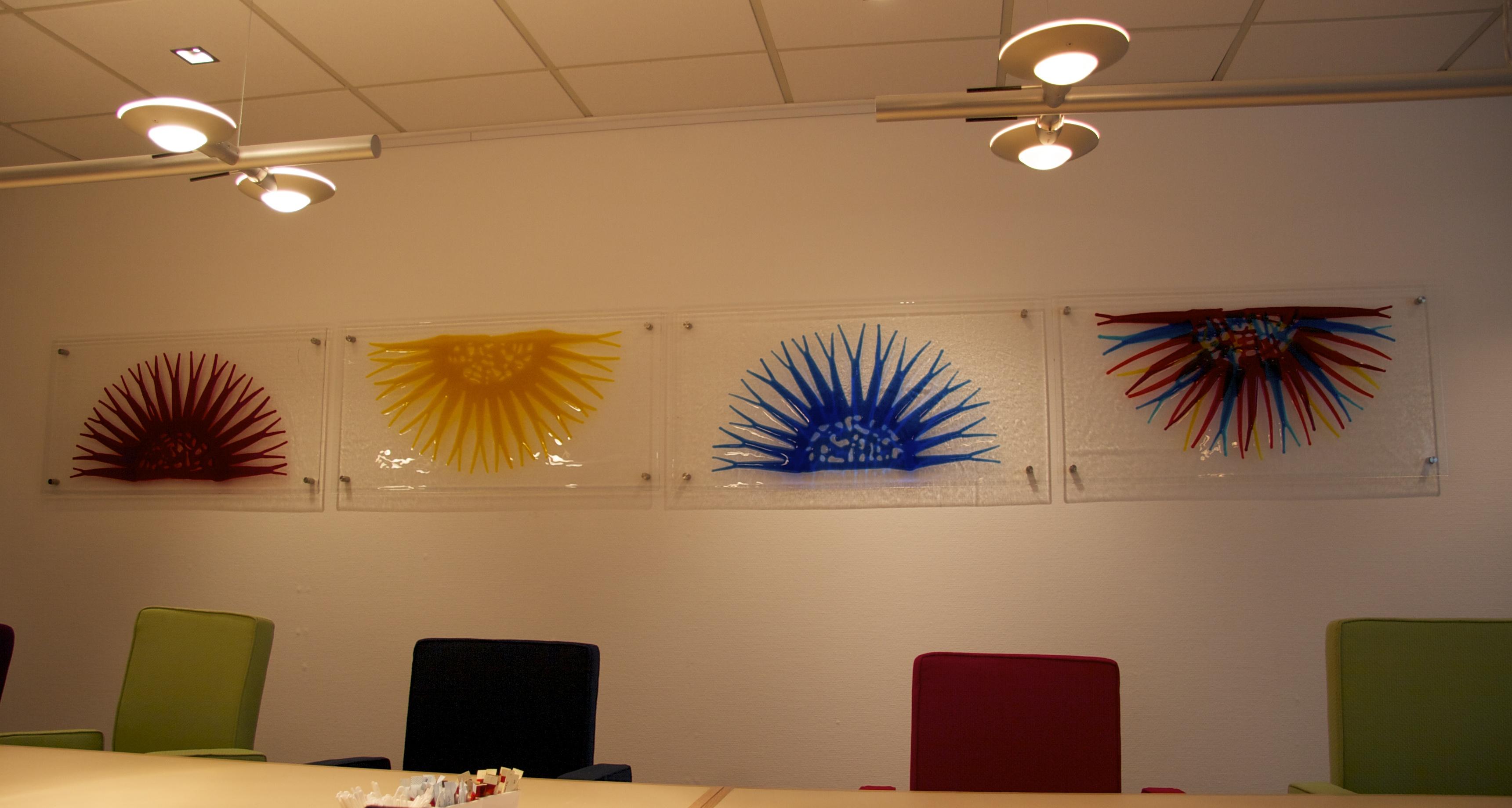 Kiesraad, vergaderzaal Kiesraad te Den Haag