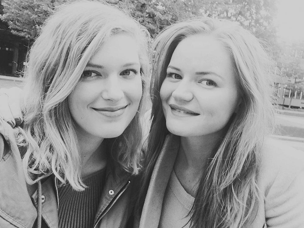 Jessica en Anne